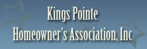 Kings Pointe Homeowner's Association